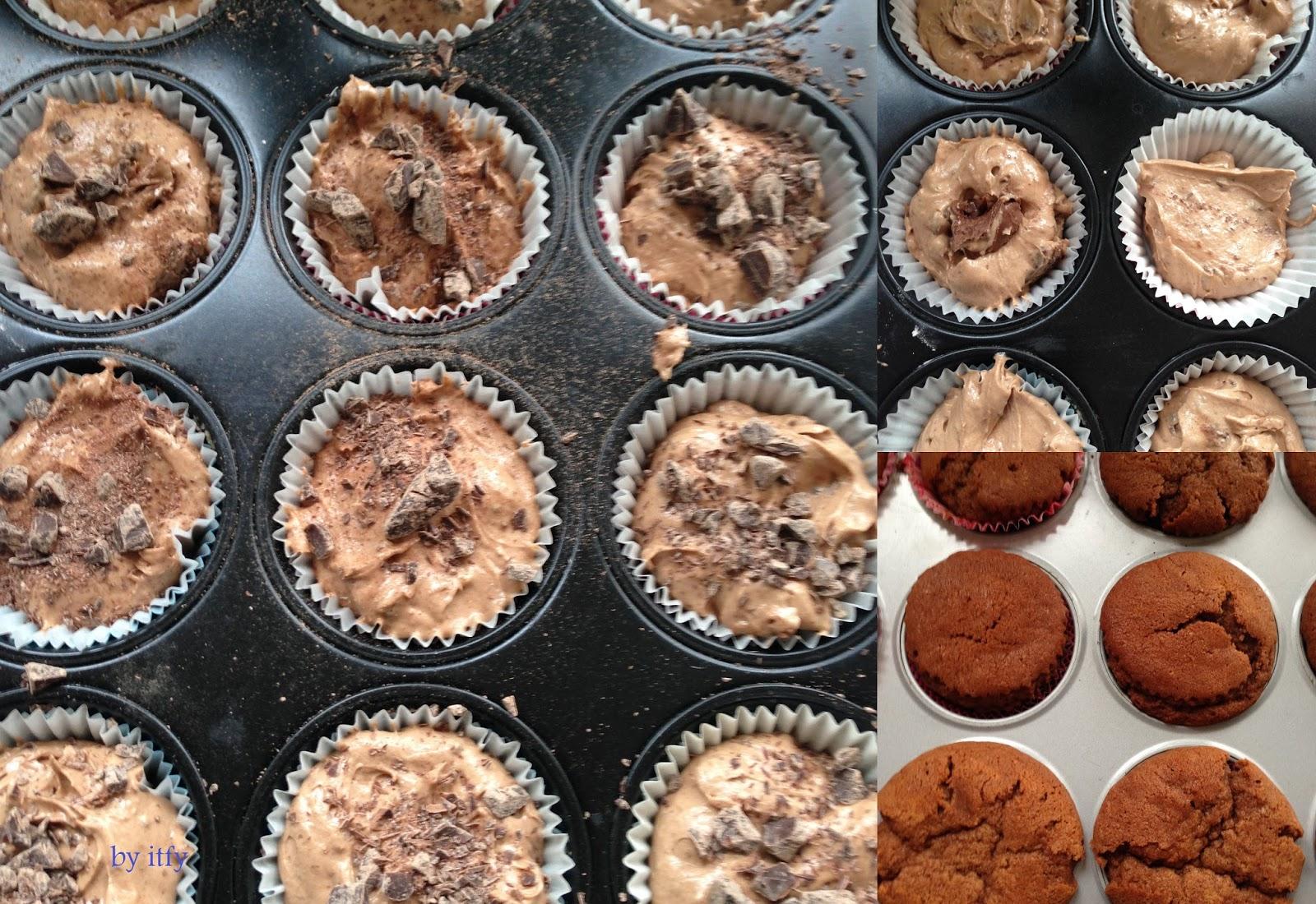 I Test For You Sonntagskuchen Herzige Muffins Zum Valentinstag