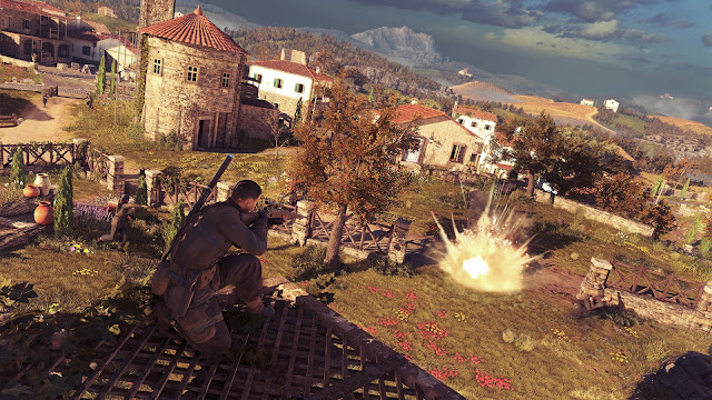 Sniper Elite 4 review PlayStation 4