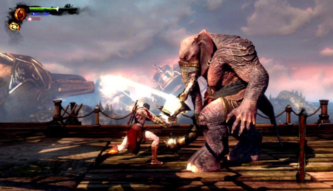 God Of War Ascension Gameplay | Wallpapers in Aja