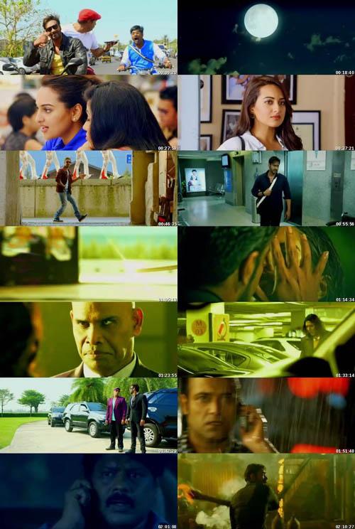 Action Jackson (2014) Hindi HDRip 480p 400MB Screenshot