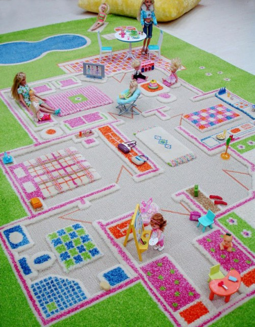 Dreams And Wishes Kid S Room Decor Rugs