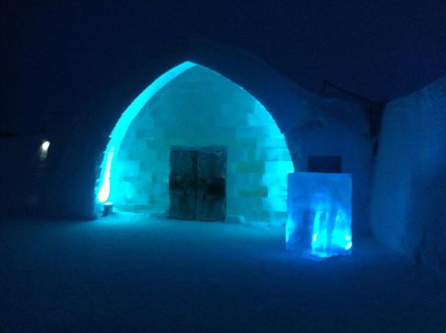 Schnee Eis Schweden Sweden