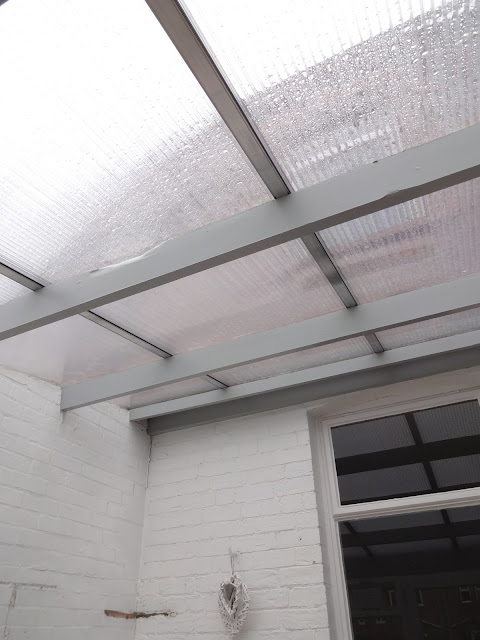 modern polycarbonate roofing