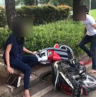 Kelakuan Biker Pas Ditilang, Rusak Motor Sampai Ada Yang Kesurupan Wok Woww