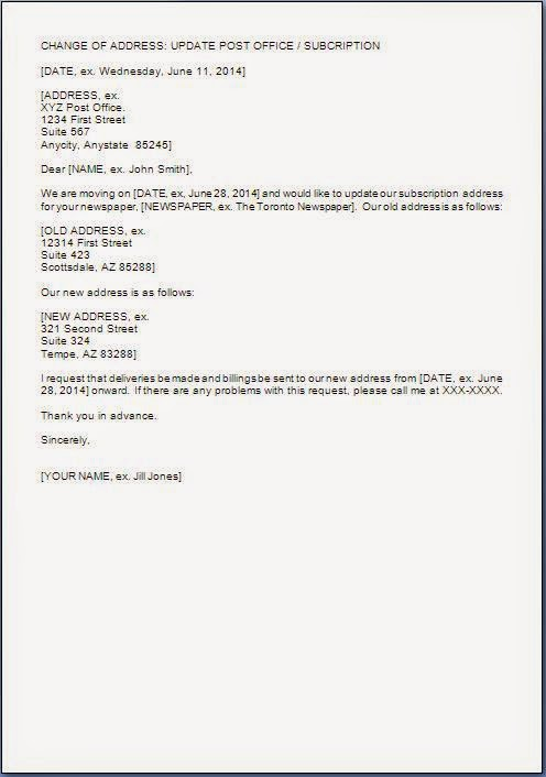 How To Change Address In Post Office Techieblogie Info