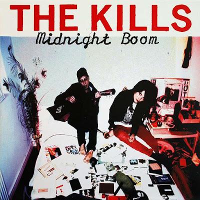 tape song, the kills, midnight boom, la chanson du dimanche, alison mosshart, pixies, sonic youth, jamie hince, garage rock, rock indépendant, lo-fi, domino records