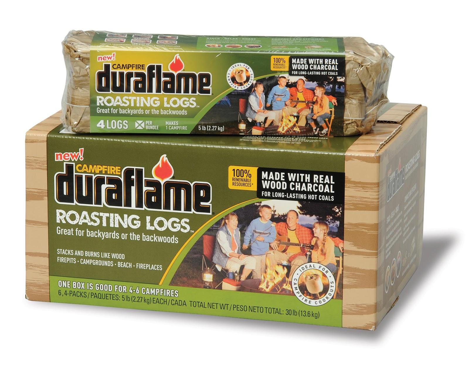 duraflame campfire logs