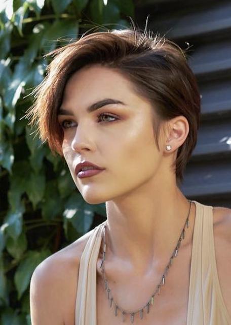 short pixie 2019 haircuts for women