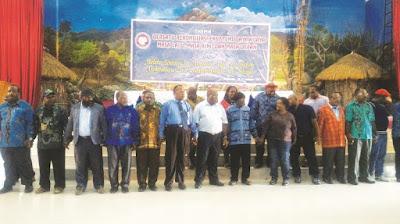 Seminar FOBERJA Lahirkan Persatuan Orang Jayawijaya
