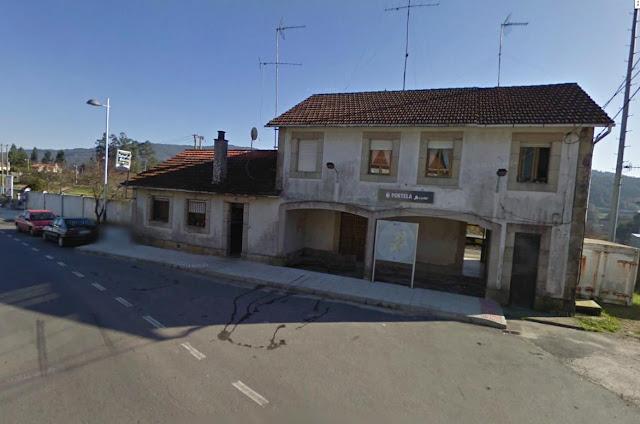 Concello y Pedaladas diseñarán una vía verde de Pontesampaio a Portas