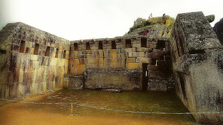 Templo Principal, em Machu Picchu