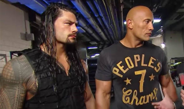 The Rock return with Roman Reigns on next Raw