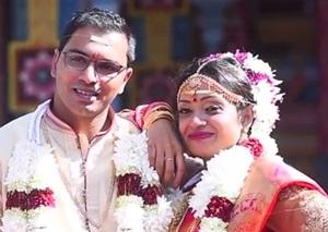Linganaden & Vaneshri Wedding Highlights