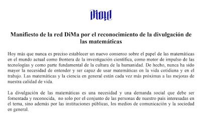 Manifiesto DIMA