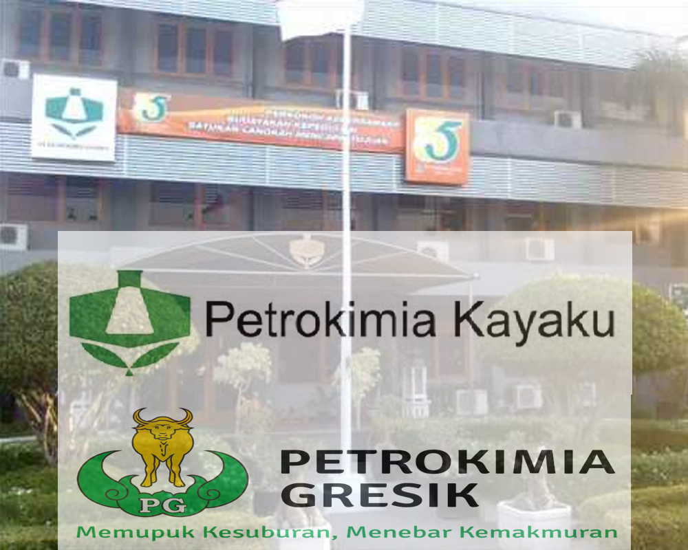 Lowongan Kerja BUMN PT. Petrokimia Kayaku Periode November 2017