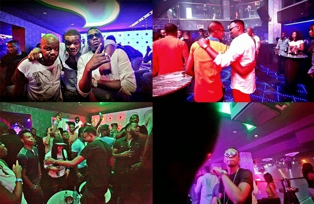 theelites : EXCLUSIVE PICTURES FROM TITI OSENIS 50TH