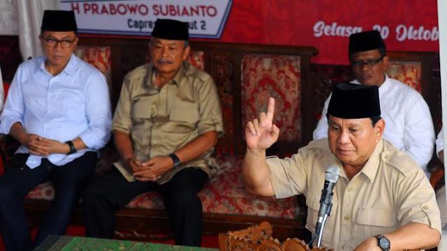 Tim Prabowo akan Laporkan Aksi Save Tampang Boyolali ke Bawaslu