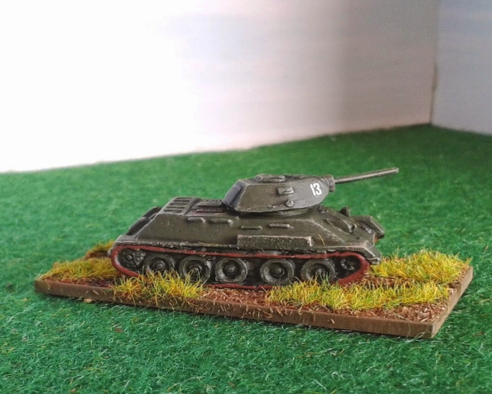 Russian T34 picture 2