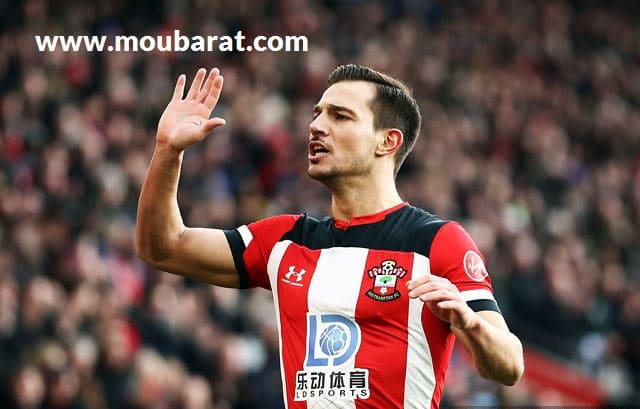 cedric of southampton celebrates during the premier league match 1470407