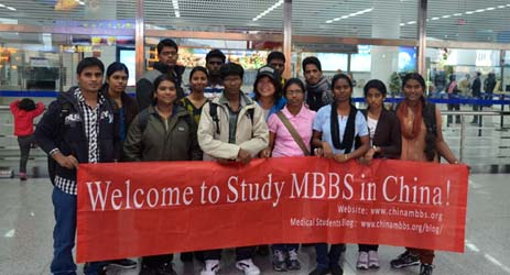 MBBS in China: What should be the steps to study MBBS Degree in