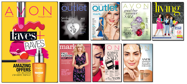 Avon Campaign 18 2016 Avon Outlets, Avon mark. magalog, Avon Living, Avon Flyer. The Online date on this Avon Catalog 8/6/16 - 8/19/16 Click on Image Below.