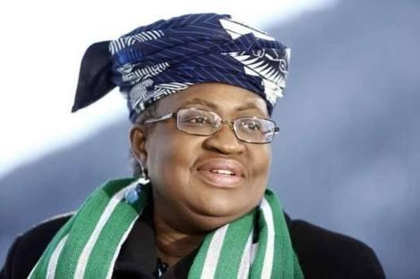 Jonathan Celebrates Okonjo-Iweala On Her Twitter Appointment