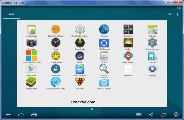 bluestacks hd app player offline installer download