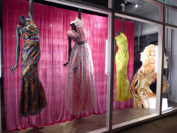 RuPauls Drag Race gowns