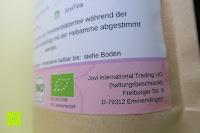 Hersteller: JoviTea® Himbeerblättertee BIO 80g z.B. zur Unterstützung der Geburtsvorbereitung - 100% natürlich und ohne Zusatz von Zucker. Aus Biologischem Anbau. Zutaten: Himbeerblätter
