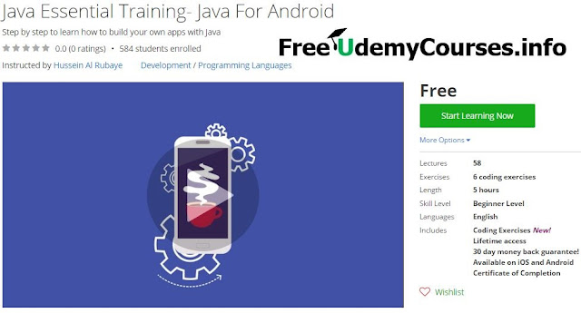 Java-Essential-Training--Java-For-Android