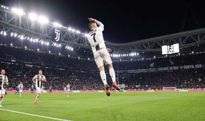 JUVENTUS-Spal 2-0, risultato firmato CR7 Cristiano Ronaldo e Mandzukic.