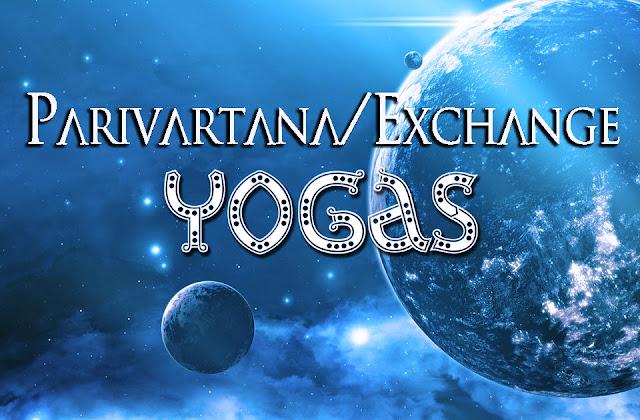 Understanding Parivartana/Exchange Yoga of Planets via Nadi Method