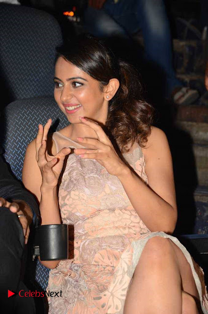Actress Rakul Preet Singh Latest Pictures at Devi Sri Prasad Live Show  0004.jpg