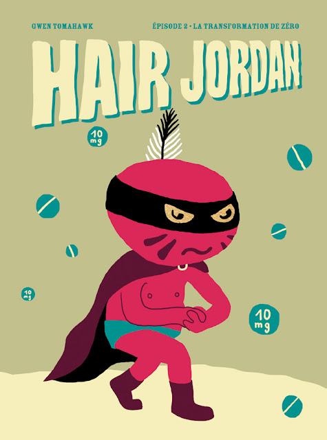 Hair Jordan Gwen Tomahawk