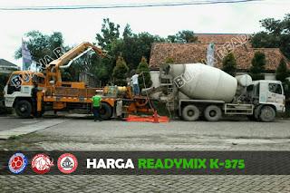 HARGA READYMIX 2017 | K-375