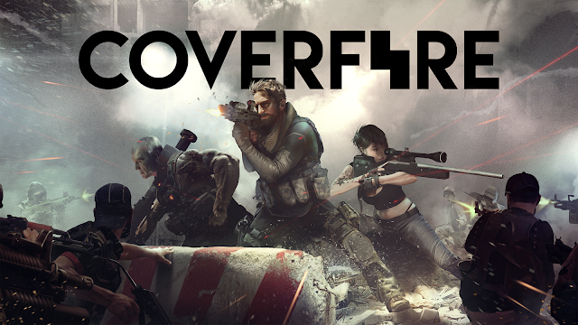 Cover Fire v1.3.5 APK Data [OBB] FULL
