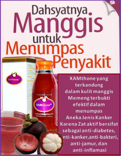 Manfaat xamthone plus