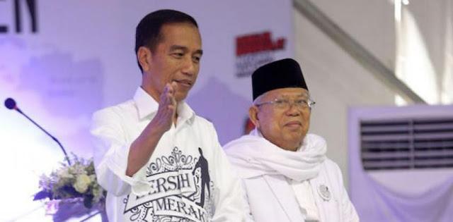 Jokowi-Ma'ruf Bakal Dapat Dukungan Taipan