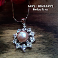 Harga Kalung Mutiara Lombok