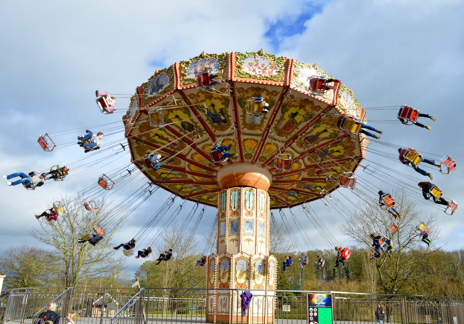 The Best Family Days Out in North Yorkshire  - Lightwater Valley