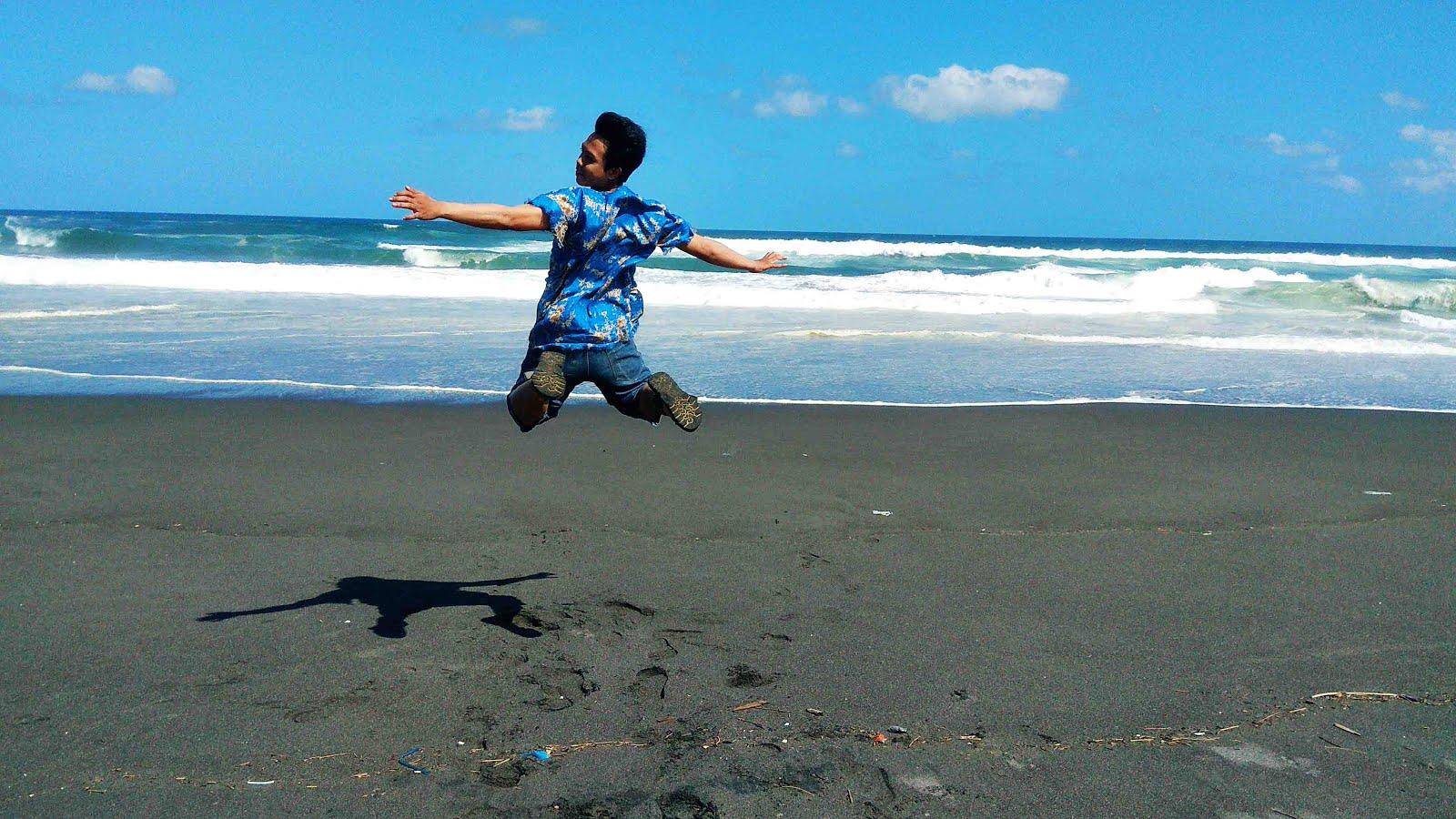 Pantai Pelangi Jogja 1