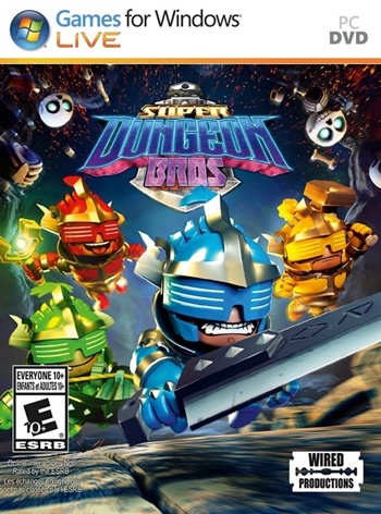Super Dungeon Bros PC Full Español