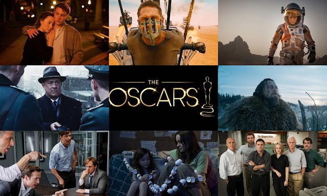 oscar 2016 filmes