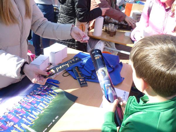 Esguard de Dona - Xocolatada solidaria en favor de la investigació del càncer infantil - Sant Jaume dels Domenys