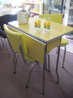 new formica table