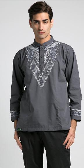Contoh Baju Muslim Koko Terbaru 2015