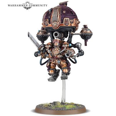 warhammer age of sigmar brokk grungsson hero dwarfs duardins
