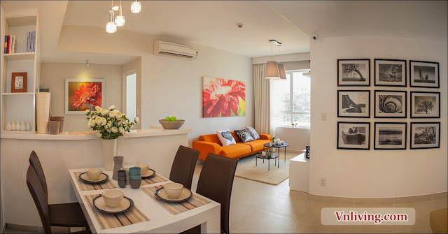 Masteri Thao Dien Apartment for lease 2 bedrooms in District 2