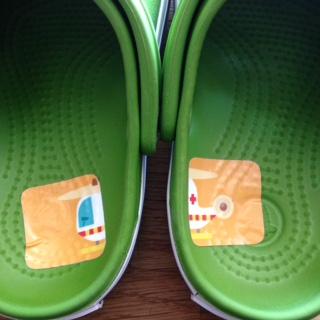 Sticker für Schuhe