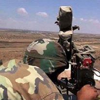 Η Ταξιαρχία Λιοντάρια του Hussein με Α-Τ πύραυλο Fagot/Konkurs